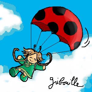 cocci-e_vole by gribouille