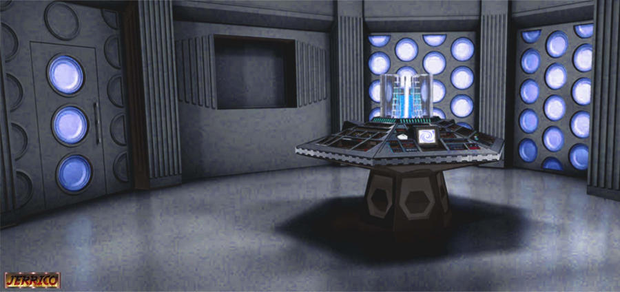 Doctor Who Chat Room