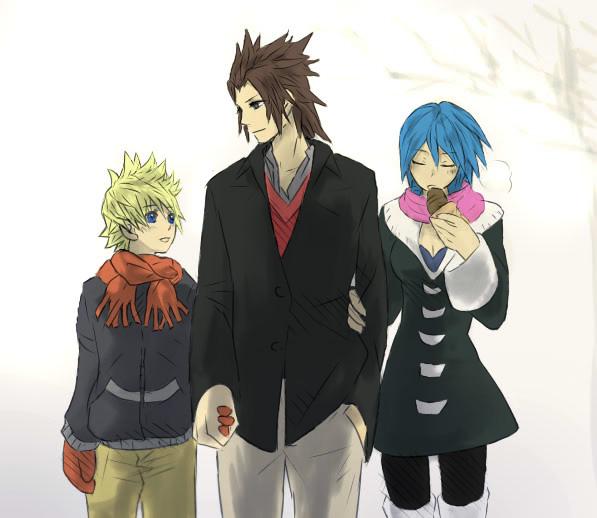 Aquatic Kingdom Hearts Wiki: Birth By Sleep: Winter Air By ShimizuEndo On DeviantArt