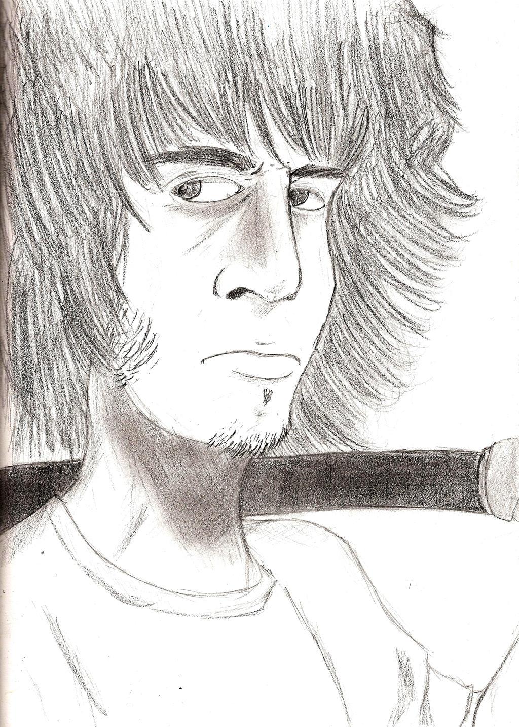 Self Portrait 'horrible'