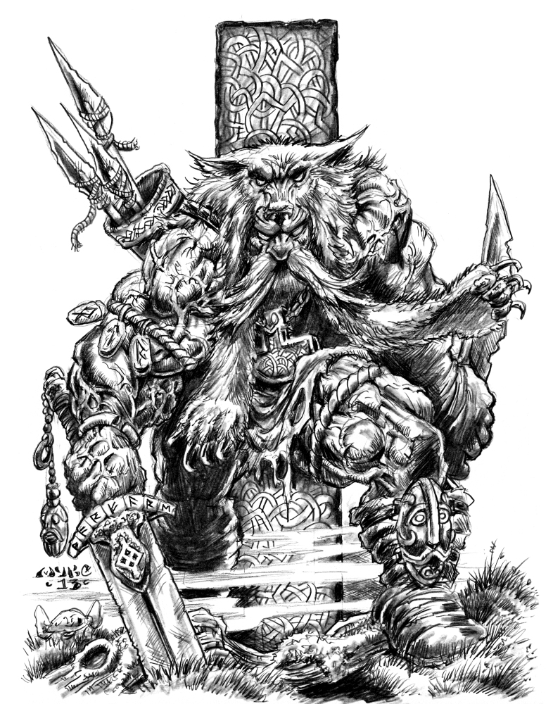 Isa Viking By Vikingmyke