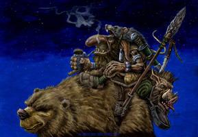 Deathsmoke by vikingmyke