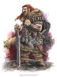 Hamelin's Savior by vikingmyke