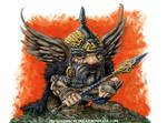 Pocket Odin by vikingmyke