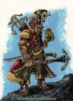 Pirate Giant by vikingmyke