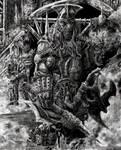 Gutted- NEXUS by vikingmyke