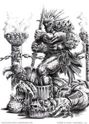 Ansiedade de Separação por vikingmyke