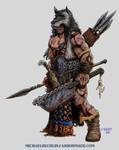 Skulten Warrior