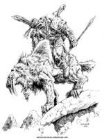 Orc Dagr Rider
