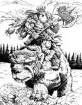 Dirandis Champion- Argatoria