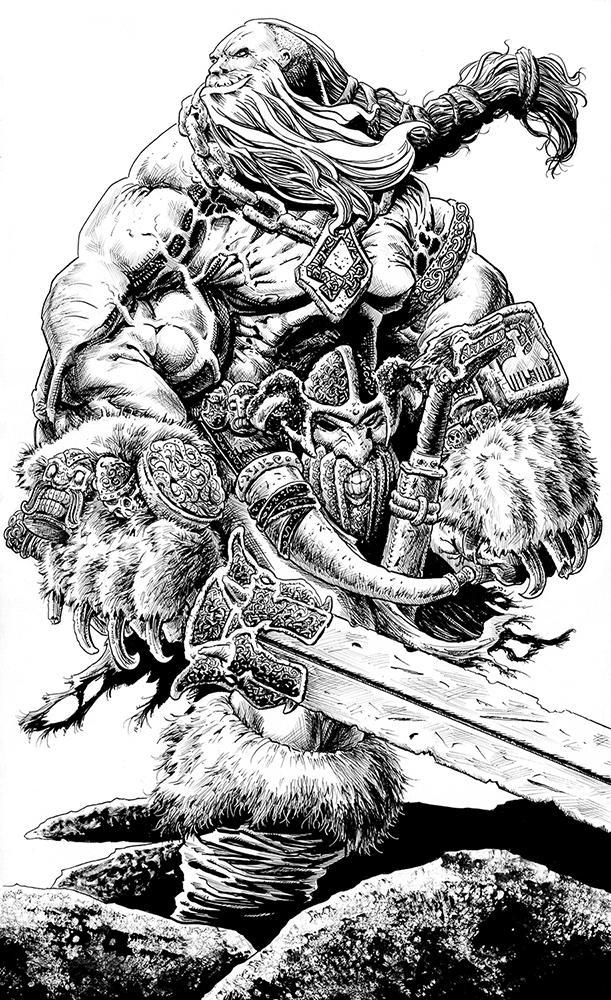 Bjarki Bearhands