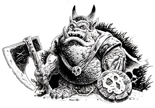 Rankin Bass Orc