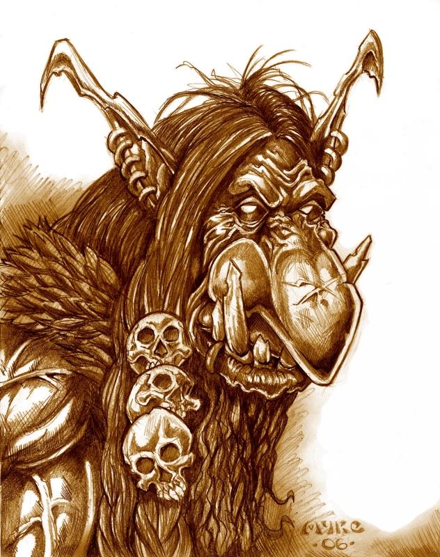 Troll by vikingmyke