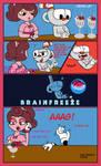 :.Gift:.Cuphead X Baron(CupCake)Brain-Freeze