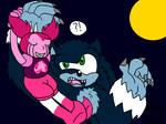 STHXSU:Werehog meets Spinel