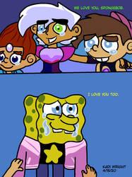 NicktoonsXSU: Goodbye by KadiandSonic