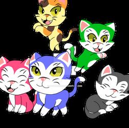Bowser's Fury: Kitties