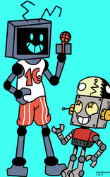 FNFXWHTRJ: Hex meets Robot Jones