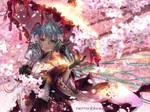 Miku and sakura by koiwai5101