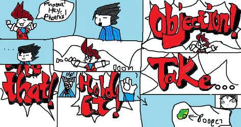 .:Objection!.jpg:. by AnimezzLover08