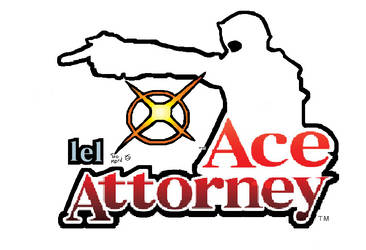 Klavier Gavin: Ace Attorney! by AnimezzLover08