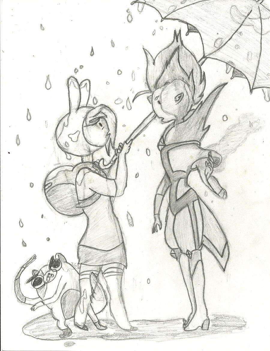adventure time fionna and flame prince by askjesssica on deviantart