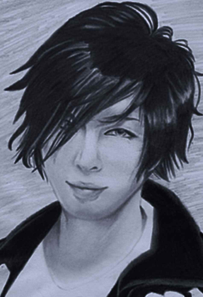 Gackt by BlackInfinity666