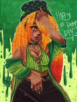 Happy St. Patricks day! by BlackInfinity666