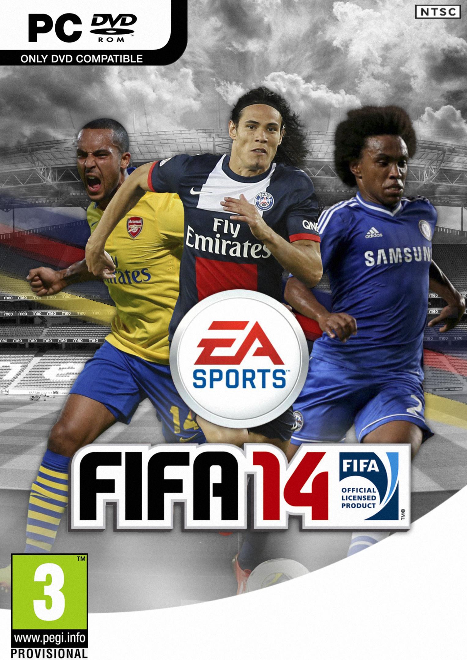 FIFA 14 Патчи | скачать бесплатно и через торрент
