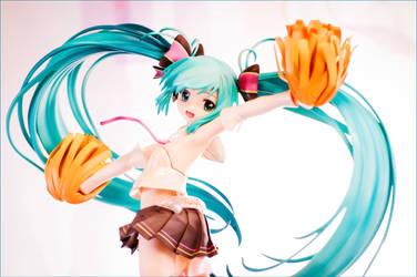 Miku cheerful japan ver. @ Miku Day by Wieselhead