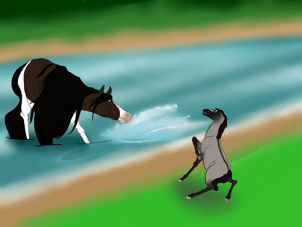 Splash! by Sunidelite