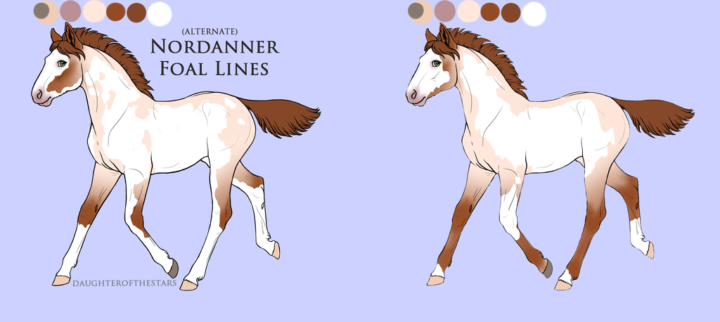 Red Dun Roan Overo Design Entry by Sunidelite