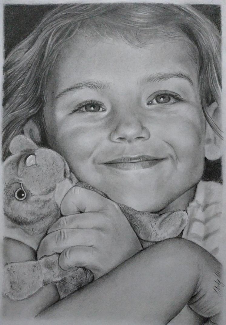 Child portrait by keopsa