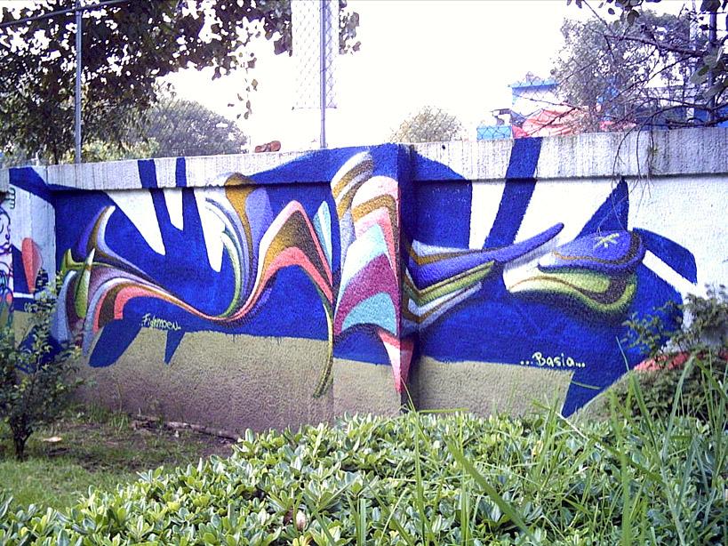 Basia by GraffMX