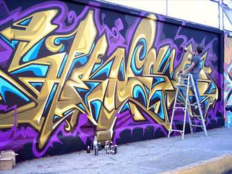 Hense MSK by GraffMX
