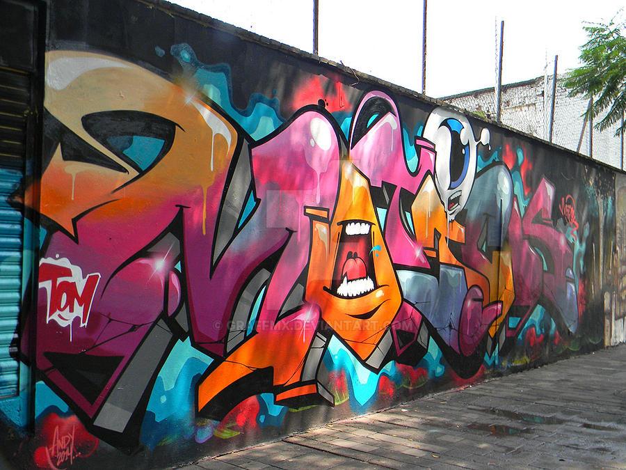 Motick TOM by GraffMX