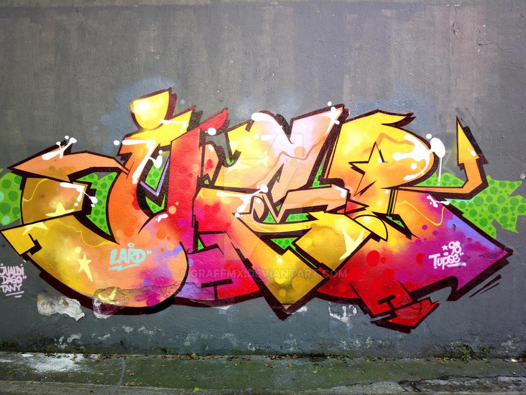 Jueb by GraffMX