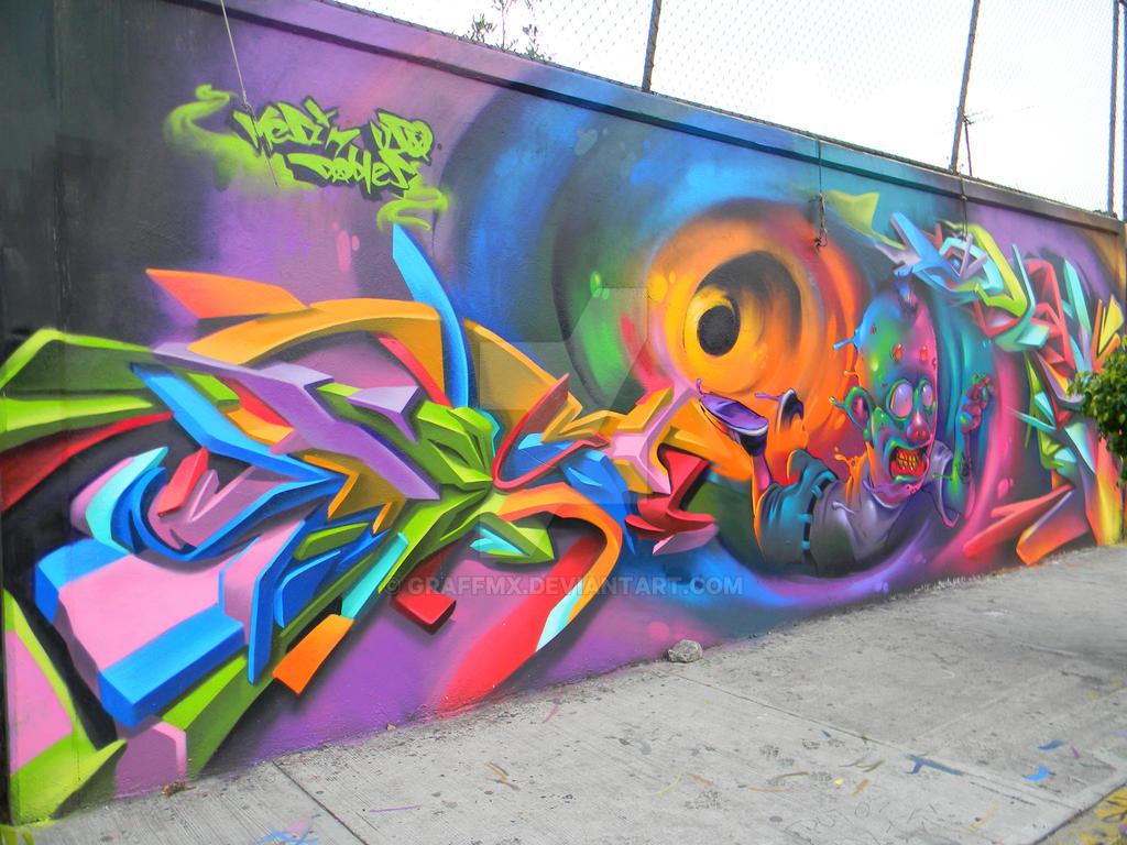 Messindoblez by GraffMX