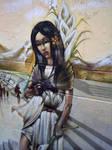 Mexica Girl