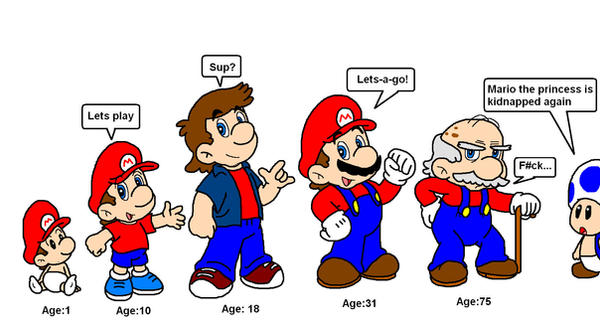 they grow up so fast by Nintendrawer