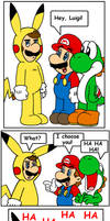 suit up 2 by Nintendrawer