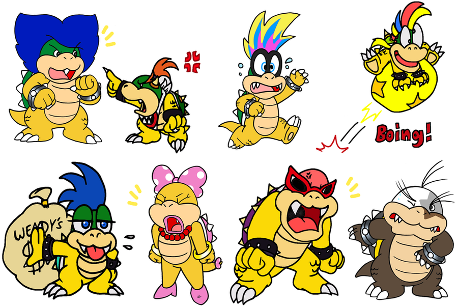 Ludwig Von Koopa When I Grow Up | www.pixshark.com ...