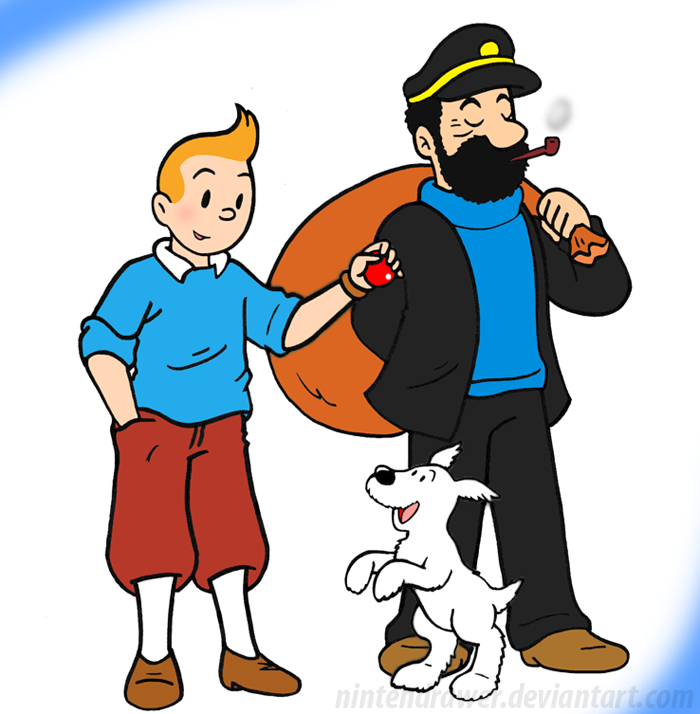 tintin and snowy wallpaper - photo #28