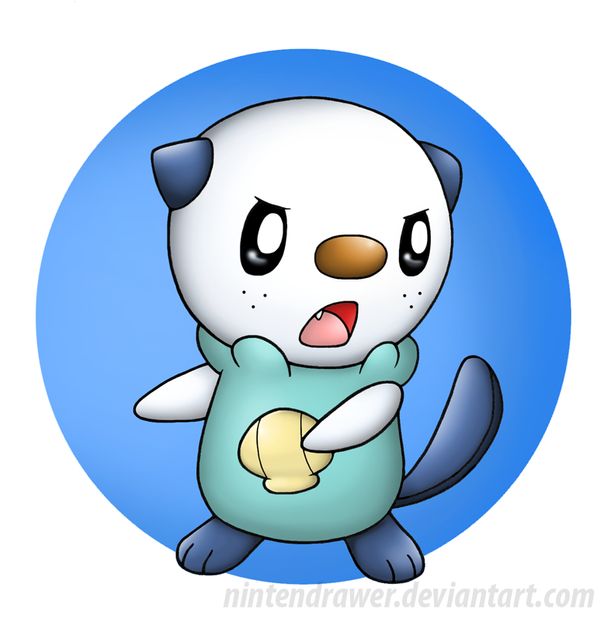 Are you confused on wh... Oshawott Evolution Names