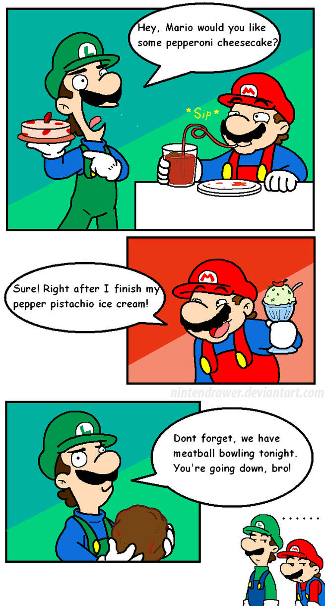 Food for fail by Nintendrawer on DeviantArt