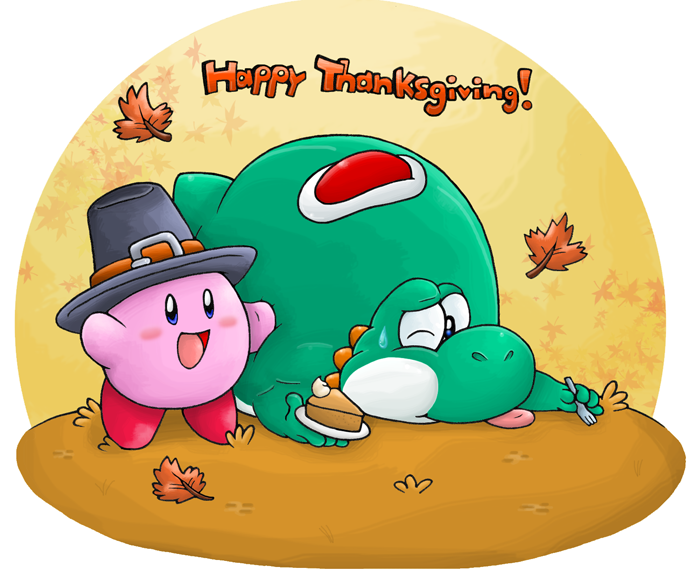 Thanksgiving 2012 by Nintendrawer