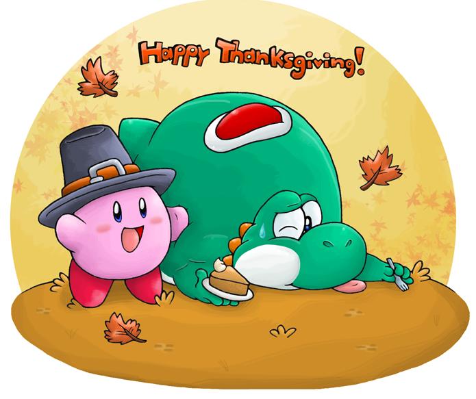 Thanksgiving 2012 by Nintendrawer