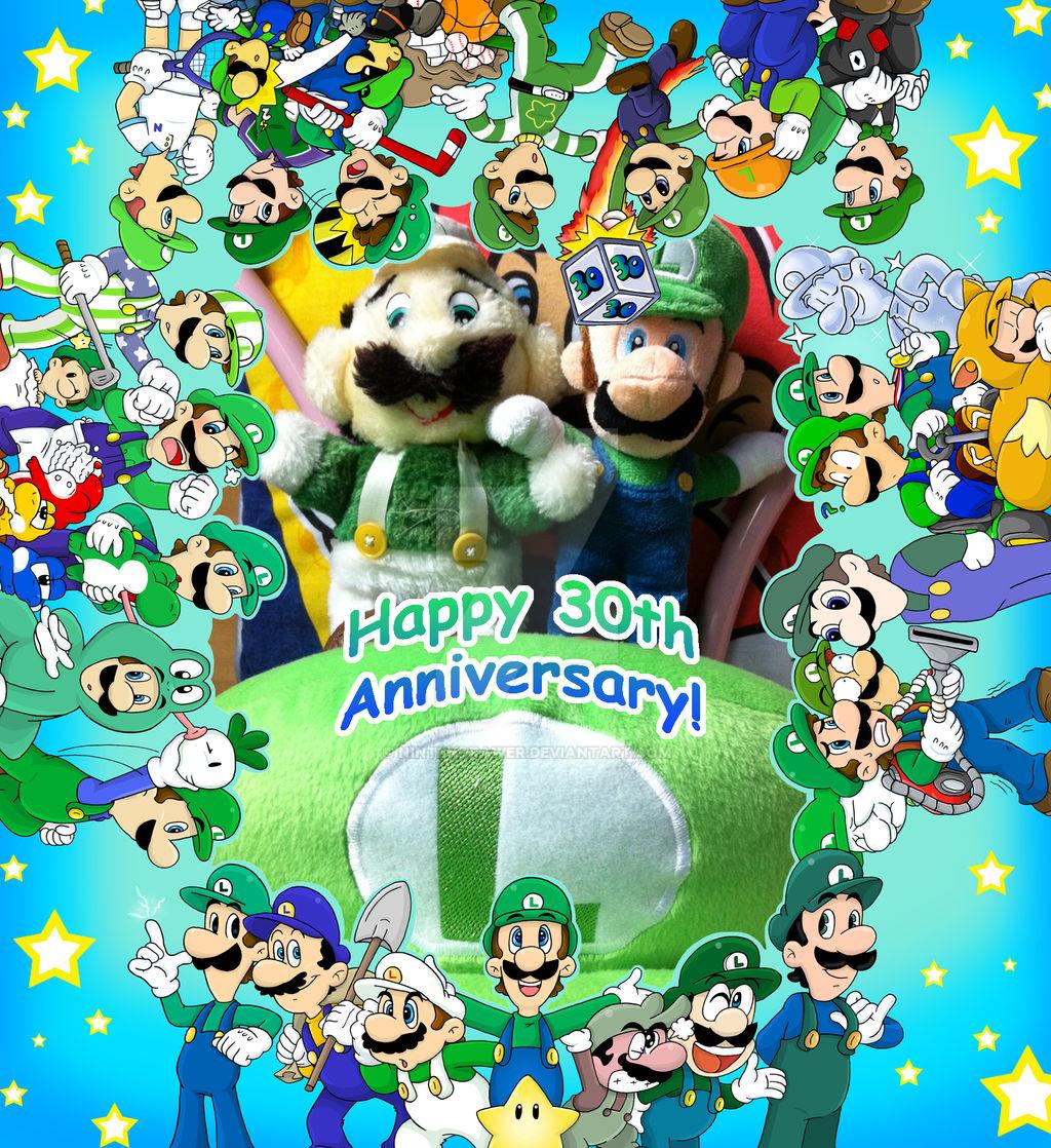 30 years of Luigi!