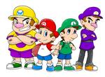 Elementary, my dear Marios~