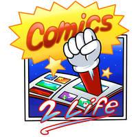 Comics2Life Logo by Nintendrawer